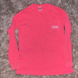Long sleeve shirt. Perfect for cooler days.